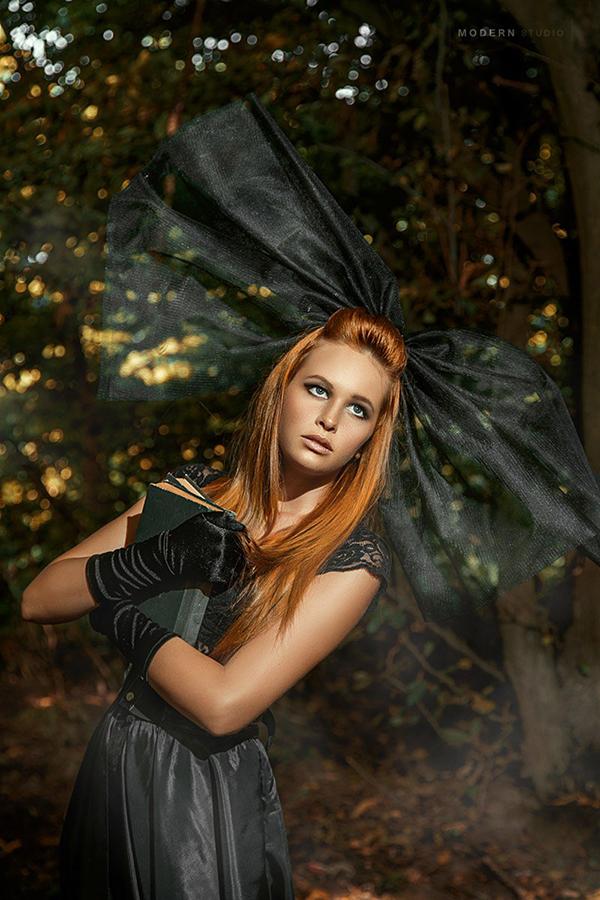 photo - Modern studio retouch - Lesya Kostiv