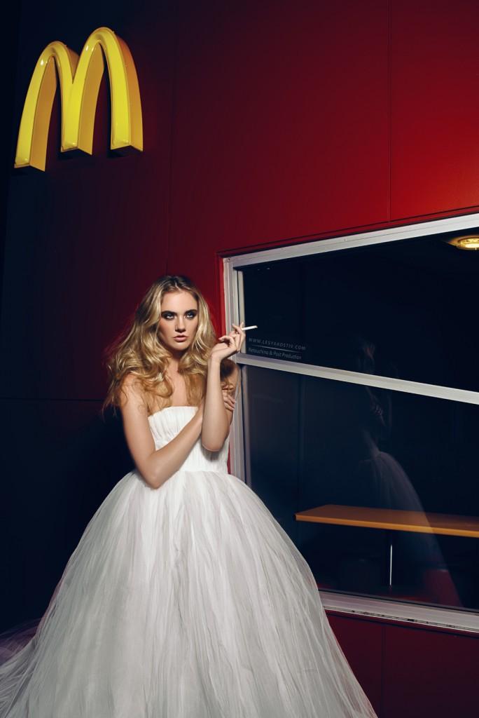 McDonalds - Thomas Lazar10695 retouch by Lesya Kostiv