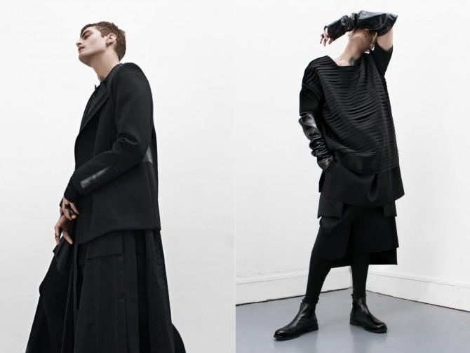 Florian Wowrtezko fashion campaign autumn\winter '15