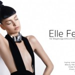 """Elle Ferraz"" editorial for www.Bloginvoga.com Exclusives'15"