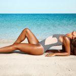 Swimwear campaign retouching