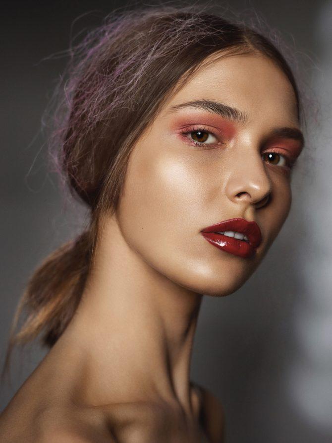 LAUD Magazine '4 beauty editorial