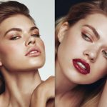 """Memories"" beauty editorial for LUCY'S magazine"
