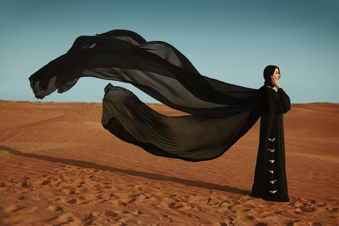 Abayas campaign