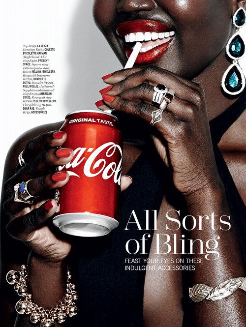 Cosmopolitan SA editorial retouch