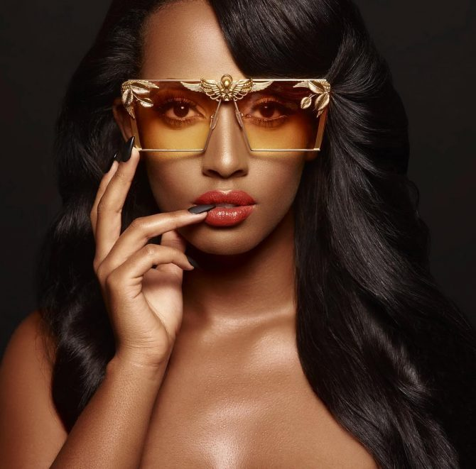 Don Smith Eyewear campaign