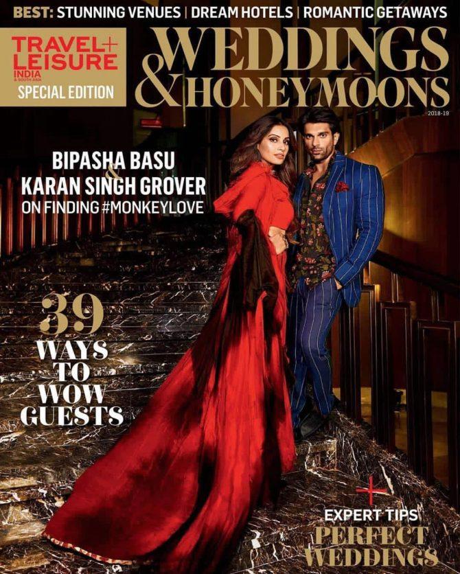 Weddings & Honeymoons cover