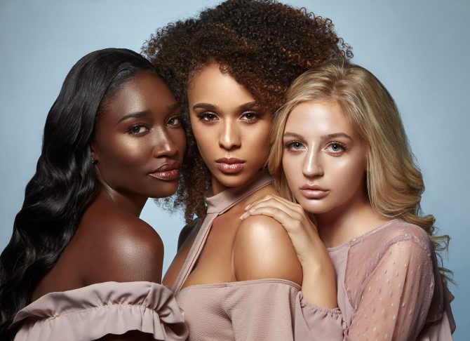 Hair beauty campaign